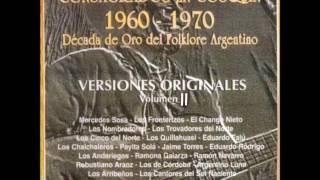 Consagrados en Cosquín (1960-1970) - Varios intérpretes (Vol 2)