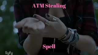 ATM Spell Instruction