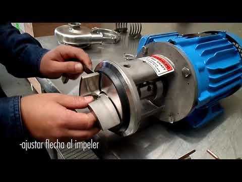 Bomba centrifuga Q Pumps QC 114    desarmado y armado thumbnail