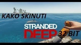 Kako skinuti Stranded deep (32 bit) *Balkan beatbox gaming*