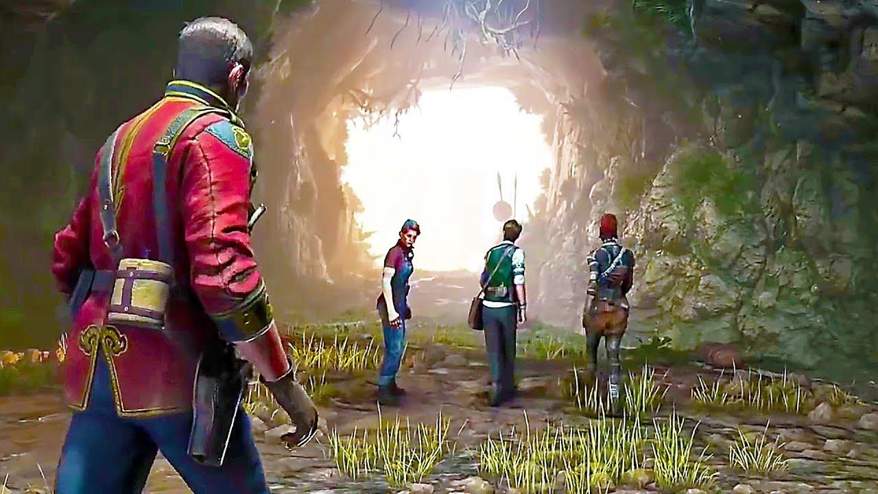 STRANGE BRIGADE - Gameplay Demo (E3 2018)