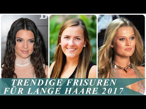 Frisuren langes haar 2017