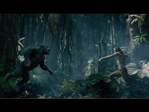 The Legend Of Tarzan reviewed by Mark Kermode