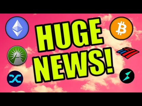 HUGE MOVE COMING FOR CRYPTOCURRENCY! WHALES BUYING ETHEREUM, BITCOIN, U0026 MORE! CARDANO NEWS!