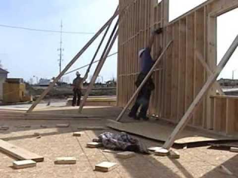 Wall Jacks For Framing framing walls video part 3 - youtube