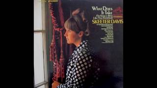 Download He Doesn't Love Me Anymore - Skeeter Davis MP3 song and Music Video