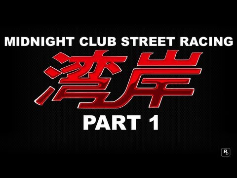 Midnight Club Street Racing: Part 1 - Racing While Collecting The Fare