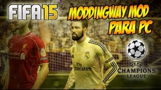Moddingway Fifa 15 All In One