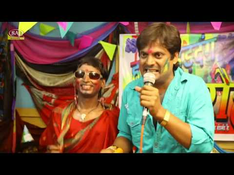 Holi Live Recording Dehati Holi | Damodar Raao New Hot Holi Songs