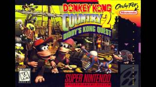 Donkey Kong Country 2 - Flight of the Zinger (Orchestral Arrangement)