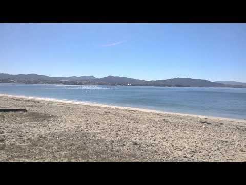 Views of Vigo Bay from Moaña & Cangas, Rias Baixas, Galicia