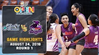 Chef's Classics vs. Choco Mucho - August 24, 2019 | Game Highlights | #PVL2019