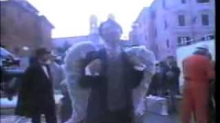 森永ダースのCM撮影がローマに決定。スッチャーデスさんボンジョルノ...