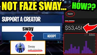 "He Made THOUSANDS Off Code ""Sway""! Does Epic NEED To Fix SAC?"