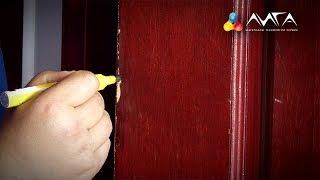 6. Устраняем скол на двери с материалами Konig (6 из 6)(http://rukonig.ru Завершающий ролик из этой серии. Устраняем скол на шпонированной поверхности межкомнатной двери...., 2015-01-21T20:49:30.000Z)