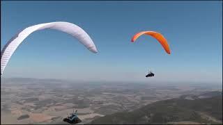 Mundial de Parapente no Pico do Gavião