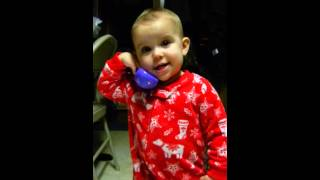 Chatty Telephone Baby