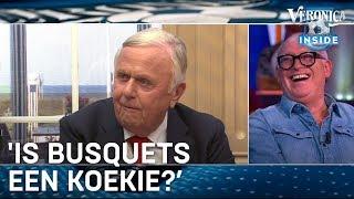 """René van der Gijp ziet Harry Mens opnieuw stuntelen: """"Busquets, wie is dat dan?"""""""