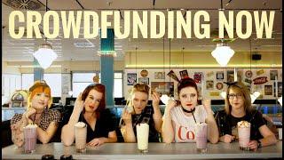 Rockemarieche Startnext Crowdfunding -  realisiert mit uns unser erstes Album!