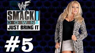 WWF Smackdown! Just Bring it: Story Mode #5 Trish Stratus