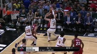 Miami Heat vs Cleveland Cavaliers | November 20 2019