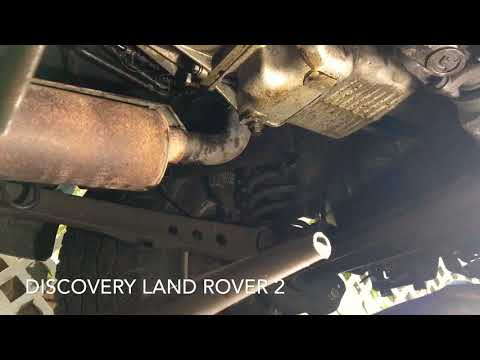 Land Rover discovery 2 oil pan pan plug #DIY #cars #fix