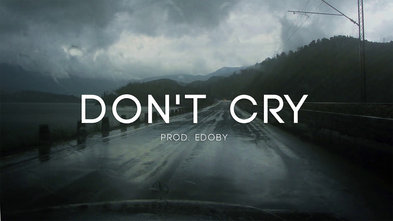 You Dont Get 100 >> Don't Cry - Sad Deep Piano Rap Instrumental Beat Chords - Chordify