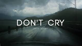 Don't Cry - Sad Deep Piano Rap Instrumental Beat
