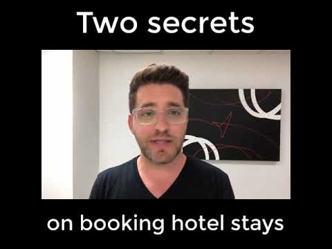 Want to feel confident about your next hotel booking?