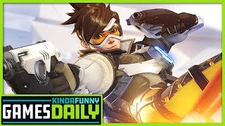 Diablo 4 and Overwatch 2 Leaked? - Kinda Funny Games Daily 10.21.19