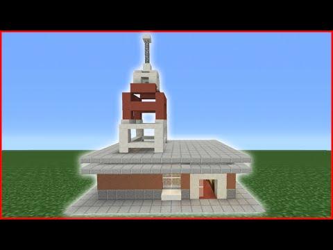 Minecraft Tutorial: How To Make A Radio Station