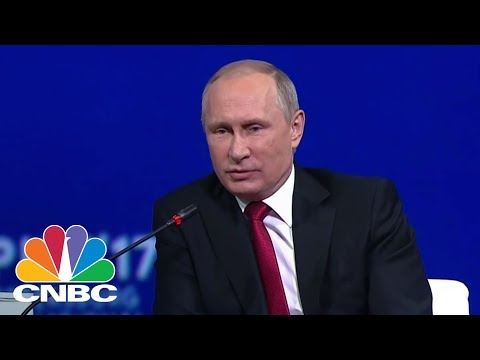 Vladimir Putin: It Would Help Russia If NATO Were Completely 'Falling Apart' | CNBC