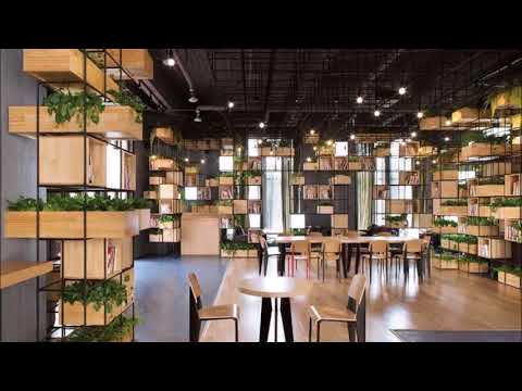 Home Cafes in Beijing by Penda Architect