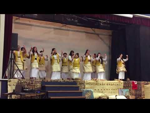 Tongan Language Week 2017 - Siasi Uesiliana Tau'ataina 'o Tonga