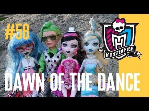Игра Монстер Хай: Рассвет танца онлайн (Monster High: Dawn