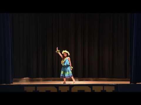 How Far I'll Go Hula Dance