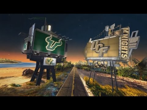 Open Mike - Thought Provoking Daily Poll: Should UCF fans be jealous of USF's schedule?