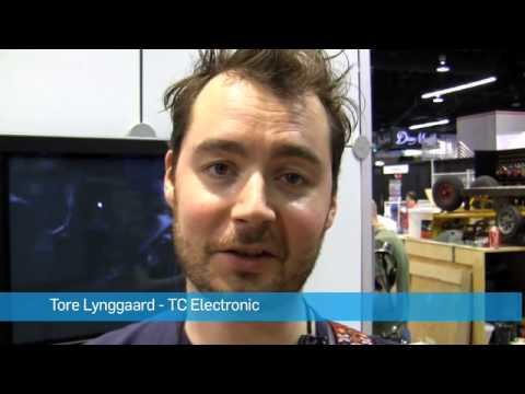 TC Electronic NAMM News Part 1