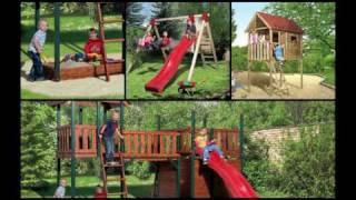 WEKA Kinder-Spielturm 2010