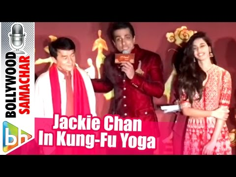 Jackie Chan Is The Only Actor Who People Worship | Sonu Sood | Kung-Fu Yoga