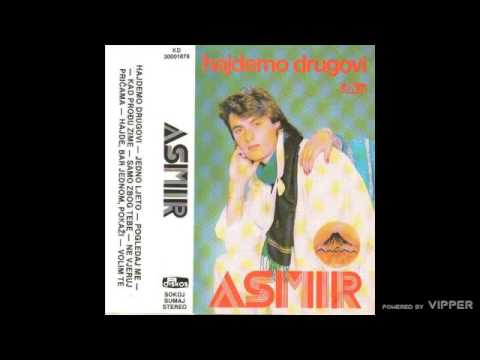 Asmir - Volim te - 1989 Diskos