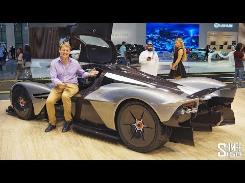 Jump Inside the Aston Martin Valkyrie! | FIRST LOOK