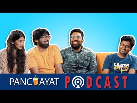 Panchayat Podcast Ep.2 Ft. Sharto Lagu    Malhar Thakar & Deeksha Joshi