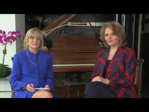 Renee Fleming interview by Kay Koplovitz