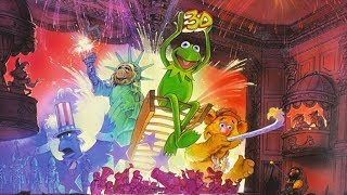 Muppet*Vision 3D Full Show Animatic WDI (1991)