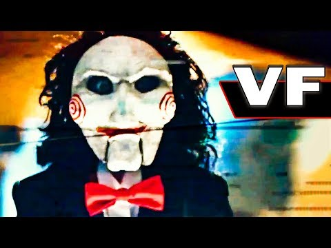 🔴 SAW 8 : JIGSAW Bande Annonce VF (2017) streaming vf