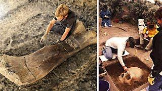 Большая подборка необычных находок археологов которые вас удивят — 90 минут