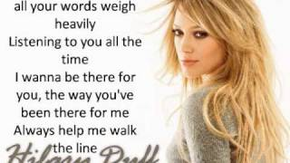 Hilary Duff- With Love Instrumental