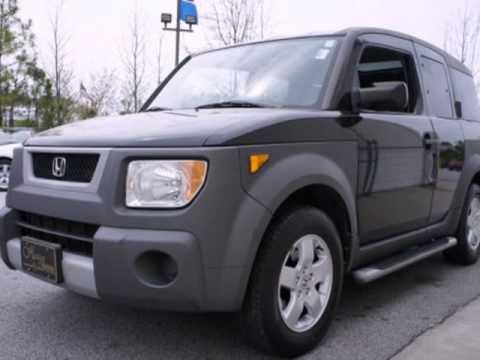 2003 Honda Element Atlanta GA Union-City, GA #13373A - SOLD
