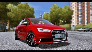 City Car Driving - AUDI S1 2.0 2015 | Custom Sound | + Download [ LINK ] | 1080p & G27